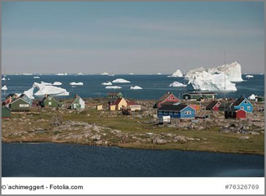 Hier lebten die Menschen vom Walfang: Qeqertarsuaq in Grönland