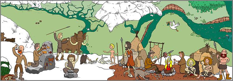 Leben in der Altsteinzeit