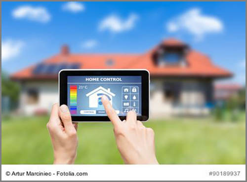 Ganz schön smart: Haussteuerung mit dem Handy