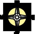 Kompass basteln